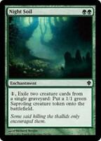 MTG x1 Night Soil Commander 2013 Green NM Magic the Gathering SKU#175