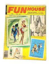 Fun House Feb 1979 Bill Ward Bill Wenzel GGA Cartoons Humorama Good Girl Adults