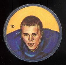 1963 CFL NALLEY'S POTATO FOOTBALL COIN #10 JIM ANDREOTTI EX-NM Toronto Argonauts