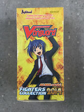 Cardfight Vanguard VGE-FC02 Fighters Collection 2014 Booster Box English Sealed