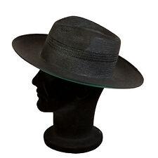 ACCLAIM Headwear Sports Black Kalgoorlie Cricket Umpire Hat Stay Headband S-XXL
