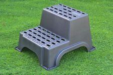 MGI EXTRA SAFE DOUBLE PLASTIC STEP