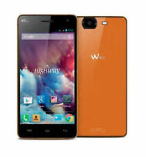 Wiko  Highway HIGHWAY - 16GB - Orange (Ohne Simlock) Smartphone