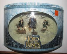 Lord of the Rings AOME Soldiers & Scenes Attack at Amon-Hen NEW figure LOTR