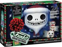 Funko Advent Calendar: The Nightmare Before Christmas 2020 [New Toy] Vinyl Fig