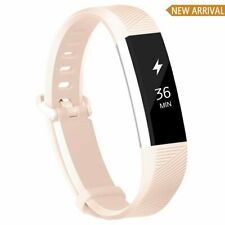 FITBIT ALTA/HR STRAP BAND METAL CLASP REPLACEMENT ADJUSTABLE DURABLE SMALL LARGE