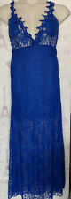 Ladies Blue Negligee Sexy Nightwear, Size 12, BNWT
