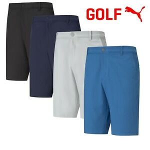Puma Jackpot Men's Stretch Waist Golf Shorts - *ALL COLOURS* NEW! 2021