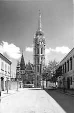 BG31275  budapest matyas templom hungary  CPSM 14.5x10cm
