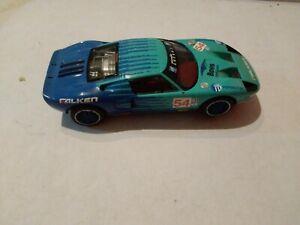 HORNBY FORD GT SLOT CAR BLUE