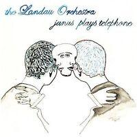 Janus Plays Telephone by The Landau Orchestra (CD, Apr-2007, Milan) New Sealed
