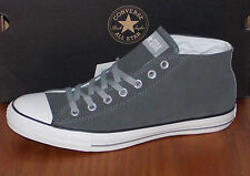 CONVERSE CHUCK TAYLOR CT AS CLEAN MID CHARCOAL SIZE 4 MENS 6 WOMENS US
