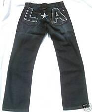 La VIP gay club Star * Superstar * bleached jeans g.33/34