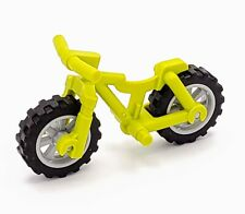 Lego Mountain Bike Heavy Bicycle Lime with Grey Wheels 36934c01 Outdoors Offroad