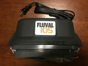 BRAND NEW Fluval 105 Replacement Motor Head Unit Aquarium Filter With Impeller !