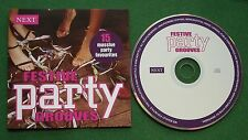 Festive Party Grooves Slade Soft Cell Band Aid Gloria Gaynor Donna Summer + CD