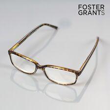 Genuine Foster Grant Reading Glasses + 3.50 Readers Tortoiseshell Classic Style
