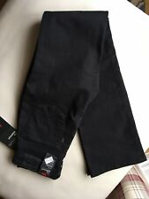 Womens Ladies Lev Levis Black Jeans 715 Boot Cut 25 Waist 32 Leg Brand New
