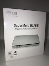 LG GP70NS50 USB Super-Multi Blade Portable DVD Rewriter Win & Mac OS Compatible