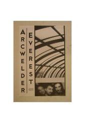 Arcwelder Poster Arc Welder Everest Band Shot