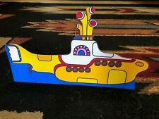 "Beatles Yellow Submarine Tabletop Standee 10"" Long"