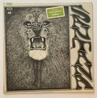 Santana - Self Titled - Factory SEALED 1969 US 1st Press w/ Hype Sticker