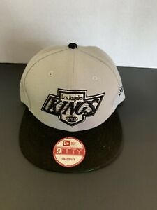 Los Angeles Kings NHL Old Logo New Era Snapback Cap