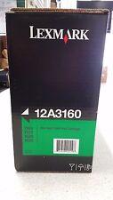 Genuine Lexmark 12A3160 Toner for Lexmark T520 T522 X522 X520 Printers