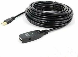 Rallonge USB 5 m, 10 m, 15 m, 20 m, USB 2.0 répéteur actif mâle A vers femelle A