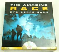 The Amazing Race DVD Board Game Pressman 2006