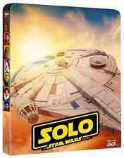 SOLO - A STAR WARS STORY (2 BLU-RAY) Produzione Lucasfilm