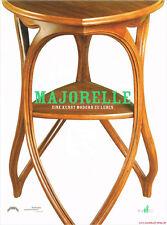 Fachbuch Majorelle, Eine Kunst modern zu leben, Art nouveau, viele Bilder, NEU