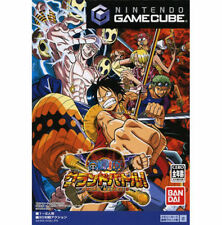 Used One Piece Grand Battle ! 3 NINTENDO GAMECUBE GC JAPAN  JAPANESE JAPANZON