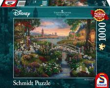 Puzzle 1000 Teile Spiel Deutsch 2015 Thomas Kinkade Im Naturparadies
