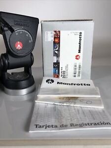 Manfrotto 3030 Basic 3-Way Head w/ RC Quick Release - LATE MODEL - REALLY NICE !