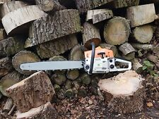 "Top Quality 22"" 22 Inch Bar 58cc Petrol Professional Chainsaw"