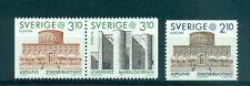 EUROPA CEPT - SWEDEN 1987 Architecture