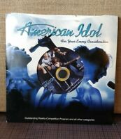 AMERICAN IDOL-FYC EMMY SET/DVD/POSTER-2006 -- Cool collectable Set