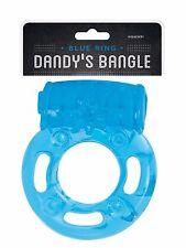 anello fallico anelli per pene fallici con vibrazione sexy shop toy hot blu