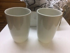 RARE NEW IN BOX  Delft  Makkum commissioned for Moss store  pair of cups