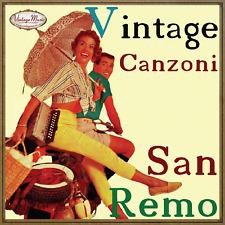 Canzoni San Remo CD Vintage Compilations / Renato Carosone Nella Colombo, Jula