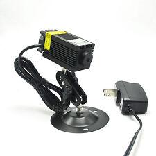 405nm 500mW 12V Focusable Blue/Violet Laser Module w/ Fan + AC Adapter +Heatsink