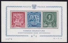 1935-1990 POLONIA/POLEN/POLAND/POLSKA, Sammlung von Blocks Michel Katalog ube...