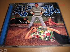 ALABAMA cd DANCING on the BOULEVARD covers HEY BABY + MY GIRL Sad Lookin Moon