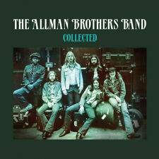 The Allman Brothers Band - Collected 2 x LP Vinyl Album NEW HITS BEST OF RECORD