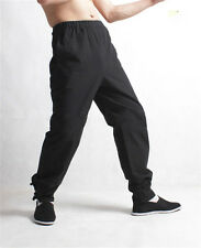 Traditional Chinese Cotton Kung Fu Martial Arts Shaolin Mma Casual Pants