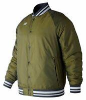 New Balance Men's Dug Out Jacket Green