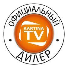 KARTINA TV ABO Abonement für 1 Monat TV russkoe IPTV ohne Vertrag 1 Месяц