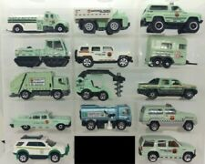 Matchbox National Parks Forest Service Hummer Avalanche St Sweeper Tahoe Lot 14
