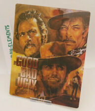 GOOD THE BAD THE UGLY - Lenticular 3D Flip Magnet Cover FOR bluray steelbook
